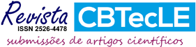 Logotipo da revista cbtecle