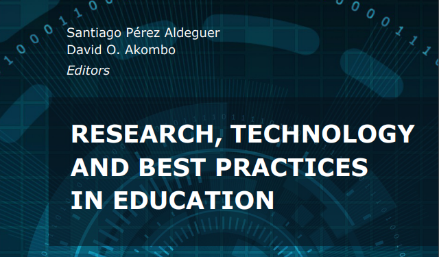 livro Research, technology and best practices in education