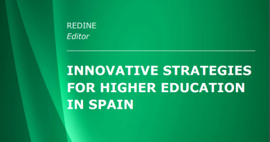 livro Innovative strategies for Higher Education in Spain